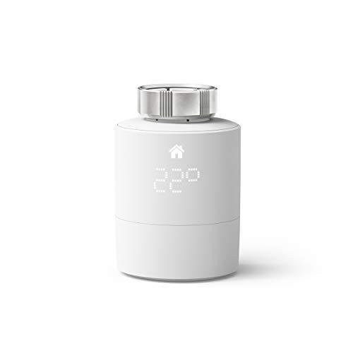 tado° Smartes Heizkörper-Thermostat - Zusatzprodukt für Einzelraumsteuerung, Einfach selbst zu installieren