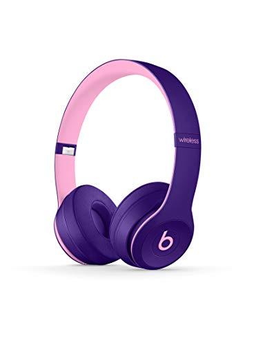 BeatsSolo3Kabellose Bluetooth On-EarKopfhörer– AppleW1Chip, Bluetooth der Klasse1, 40Stunden Wiedergabe– Pop Violett