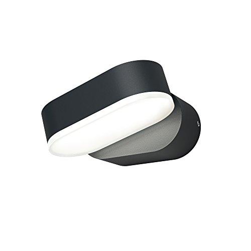Osram LED Wand- und Deckenleuchte, Leuchte für Außenanwendungen, Warmweiß, 100,0 mm x 110,0 mm x 54,0 mm, Endura Style Mini Spot