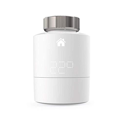 tado° Smartes Heizkörper-Thermostat - Zusatzprodukt für Einzelraumsteuerung, Intelligente Heizungssteuerung, Einfach selbst zu installieren, Designed in Germany