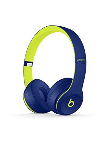 BeatsSolo3Kabellose Bluetooth On-EarKopfhörer– AppleW1Chip, Bluetooth der Klasse1, 40Stunden Wiedergabe– Pop Indigo