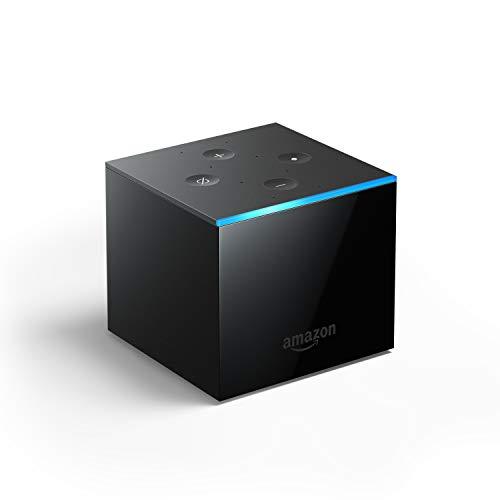 FireTVCube│Hands-free mit Alexa, 4KUltraHD-Streaming-Mediaplayer