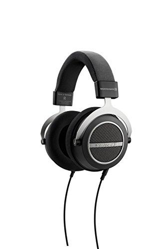 beyerdynamic Amiron home Over-Ear Stereo-Kopfhörer in anthrazit. Offene Bauweise, steckbares Kabel, High-End