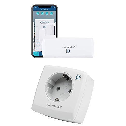 Homematic IP WLAN Access Point + Schaltsteckdose