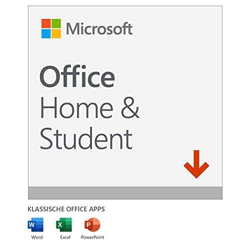 Microsoft Office 2019 Home & Student multilingual | 1 Gerät | Dauerlizenz | Download Code
