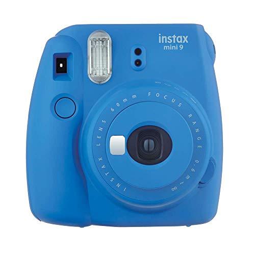 Fujifilm instax Mini 9 Kamera, kobalt-blau