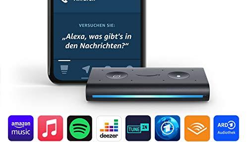 Echo Auto – Bringen Sie Alexa in Ihr Auto