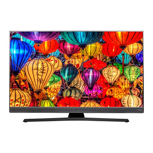 MEDION S14900 123,2 cm (49 Zoll) UHD Fernsher (Smart-TV, 4K Ultra HD, HDR, Netflix, WLAN, HD Triple Tuner, DTS Sound, PVR, Bluetooth)