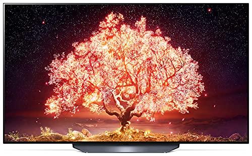 LG OLED77B19LA TV 195 cm (77 Zoll) OLED Fernseher (4K Cinema HDR, 120 Hz, Smart TV) [Modelljahr 2021]