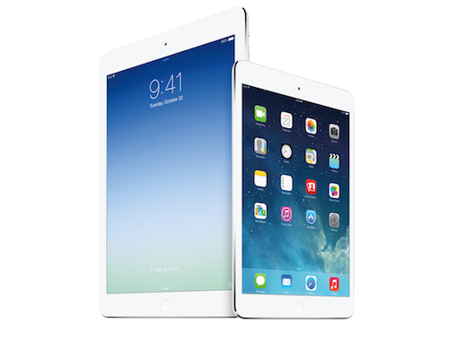 News zu den Apple Tablets iPad mini und iPad Air