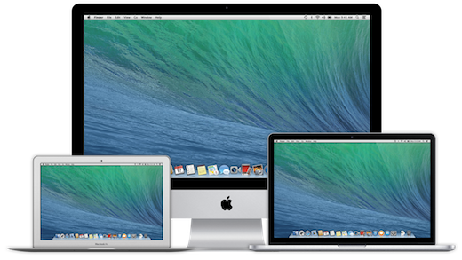 Apple Computern Macbook, iMac und Mac Pro