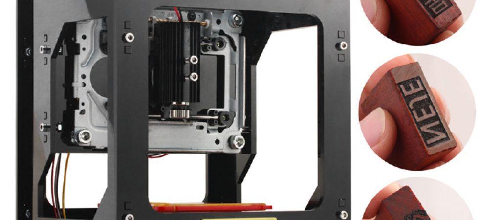 NEJE DK-8-KZ 1000mW kaufen: Mobiler Laserdrucker für 64 Euro