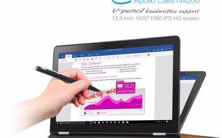 VOYO VBOOK V3 kaufen: Windows 10-Notebook mit 13,3 Zoll Display für 326 Euro