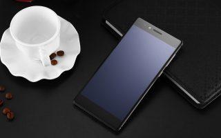 Vernee Apollo kaufen: 4g-Smartphone mit Fingerabdrucksensor und 21 MP Kamera für 235 Euro