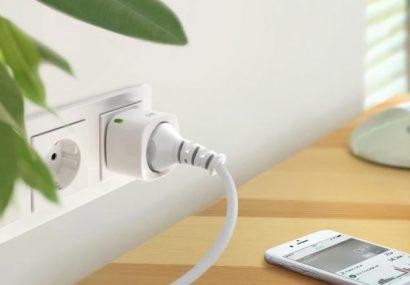 review elgato eve energy app gesteuerte steckdose mit homekit unterst tzung apfellike. Black Bedroom Furniture Sets. Home Design Ideas