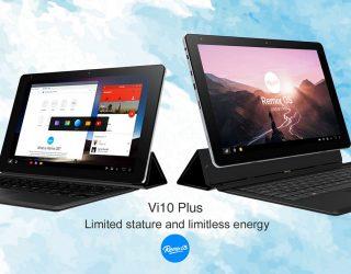 CHUWI VI10 PLUS kaufen: RemixOS-Tablet mit Intel-CPU für 123 Euro