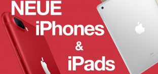 Video: Neues iPad, iPhone 7 PRODUCT RED, Clips App & neue Apple Watch Bänder – ATA 50