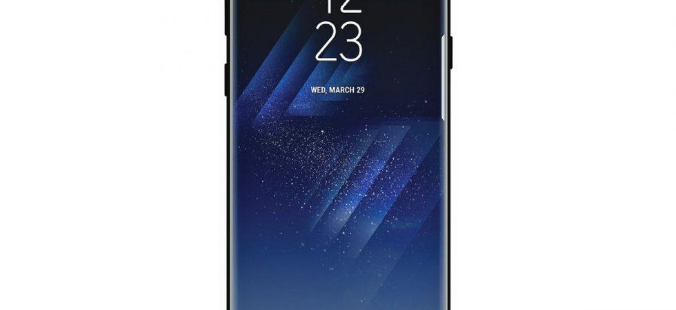 iPhone 8 Vorgeschmack: Das ist das Galaxy S8 (Preis, Bilder)