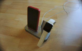 Applegeräte stylisch laden: Dockingstation im Test