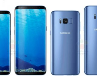 Samsung Galaxy S8: Neues Flaggschiff bei o2 schon eine Woche früher