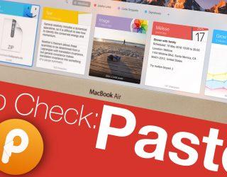 Video: Ein guter CLIPBOARD-MANAGER für macOS? – App Check Paste