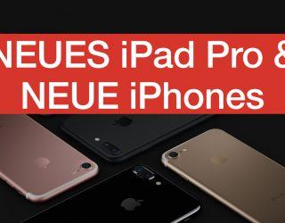 Video: Neue Infos zum iPhone 8/Edition, iPad Keynote Termin & macOS 10.13 – ATA 49