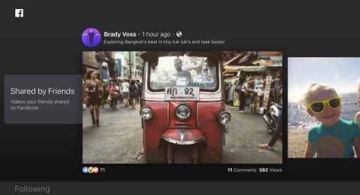Facebook Video / 9to5Mac
