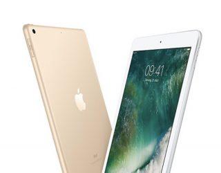Apple aktualisiert das iPad und bringt ein iPhone 7 Red