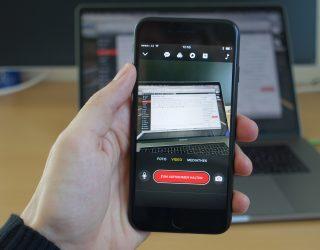 Nur am iPhone 12 Pro: Clips kann nach Update AR-Inhalte erstellen