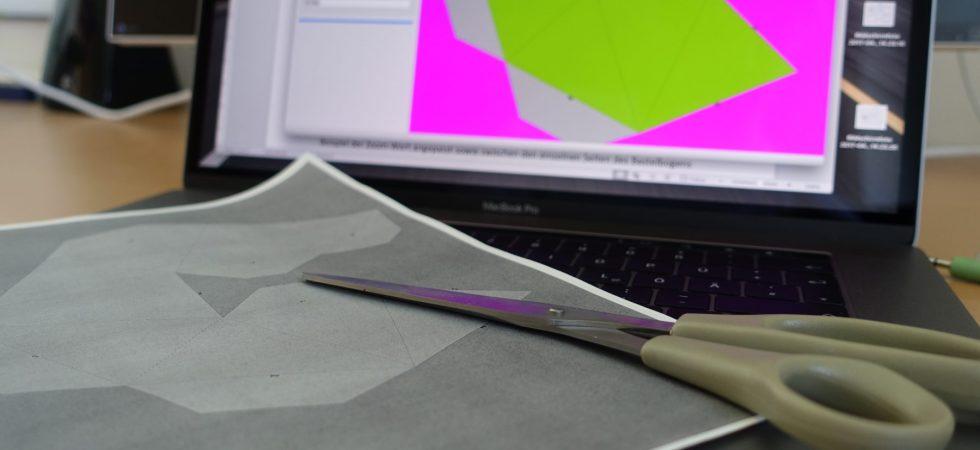 Dunreeb Cutout: Aus 3D-Modell wird Bastelbogen