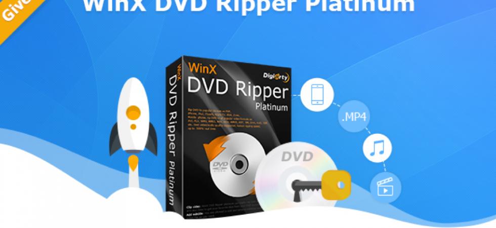 Warum ist WinX DVD Ripper der beste DVD zu MP4 Ripper?