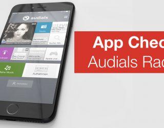 Video: Praktische App zum Radio & Podcast hören/aufnehmen – App Check Audials Radio