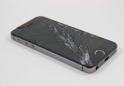 Der defekte iPhone-Bildschirm und warum das kein Drama ist