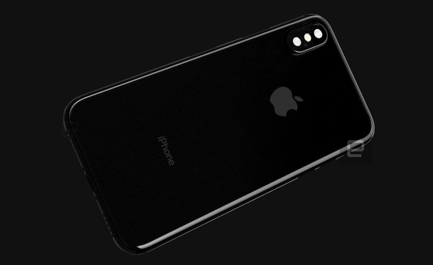 iPhone 8 Konzept (Rückseite) - 9to5mac.com