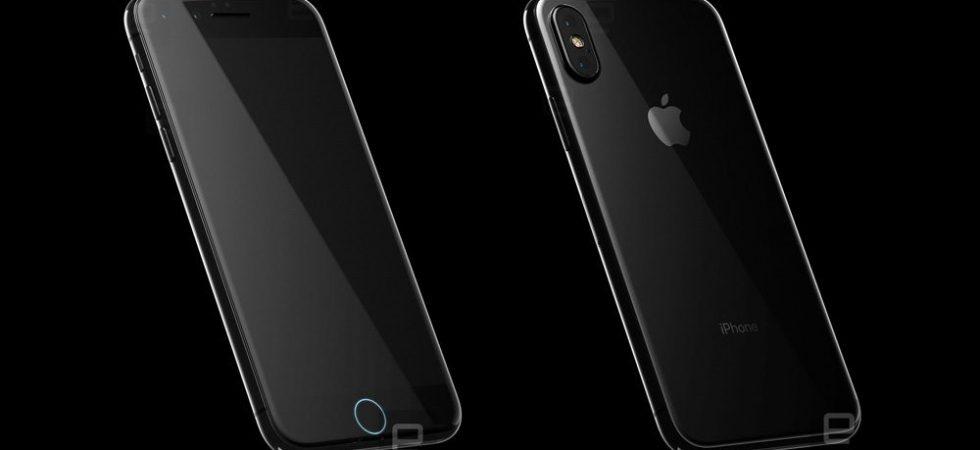 Neue iPhone 8-Skizzen deuten Touch ID frontseitig an