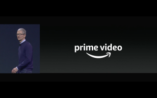 Release Termin geleakt: Amazon Prime Video auf Apple TV
