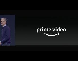 Release Termin geleakt: Amazon Prime Video auf Apple TV