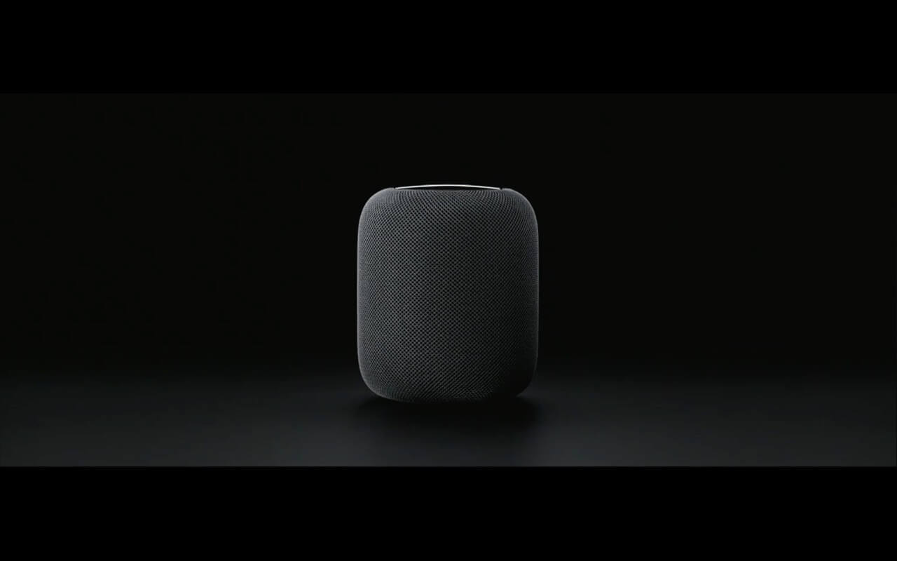 WWDC - HomePod - Screenshot - WakeUp Media