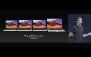 Kaby Lake macht MacBooks Beine