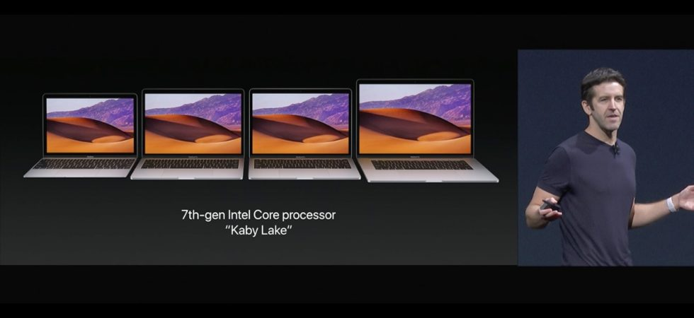 Kaby Lake macht MacBooks Beine