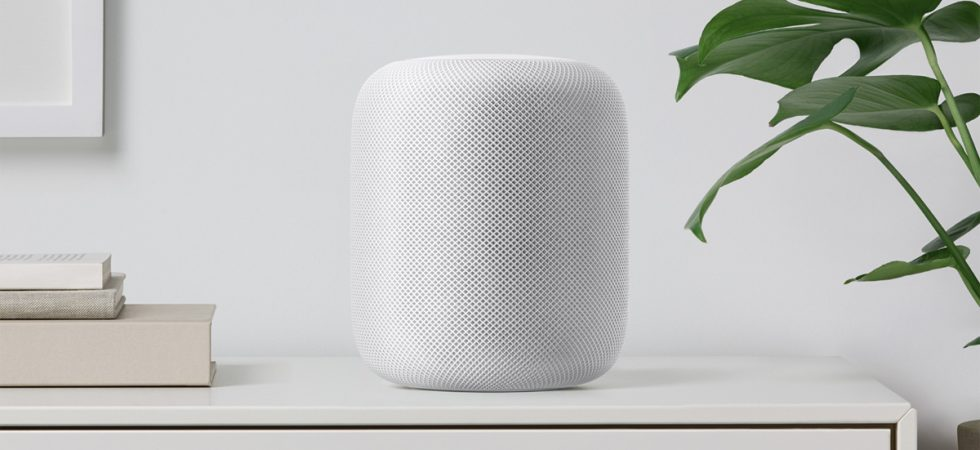 Spannend: Apple plant HomePod 2 mit Face ID