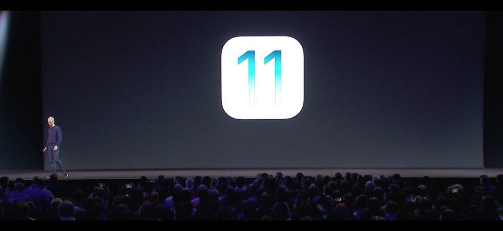 iOS 11: Plugins für das Kontrollzentrum