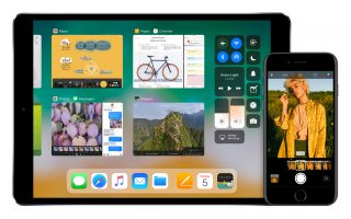 Video: Große Design Änderungen in iOS 11 Beta 4