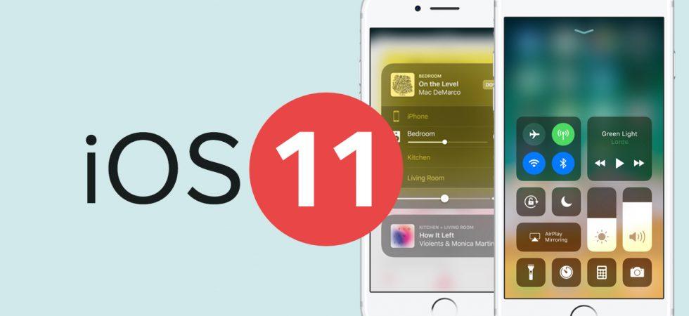 Designer kritisiert Schlampigkeit bei iOS 11