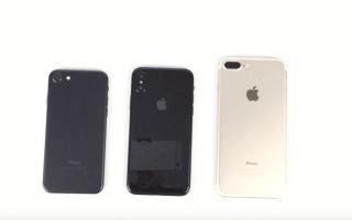 Video: Sehen wir hier endlich das ECHTE iPhone 8?