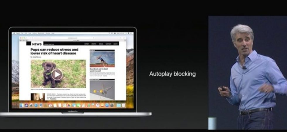 macOS High Sierra: Evolution am Mac