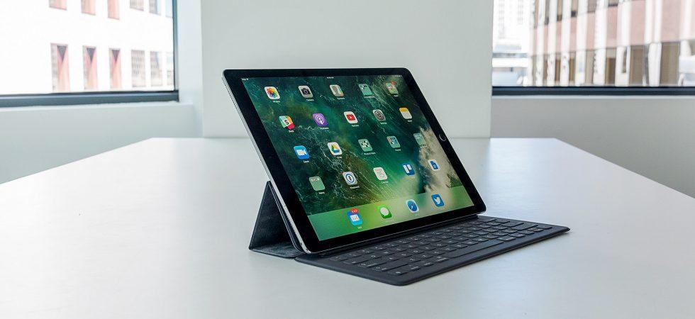Breaking: Apple präsentiert neues iPad