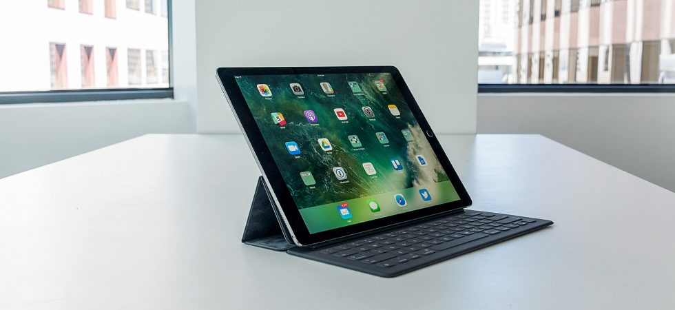 iOS 12 Hinweis auf iPad Pro mit Face ID m Herbst