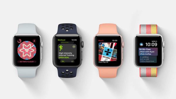 watchOS 4 Features