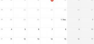 Kommen die neuen iPhones am 6. September?